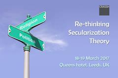 Re-thinking Secularization Theory