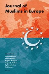 Free Access: Journal of Muslims in Europe
