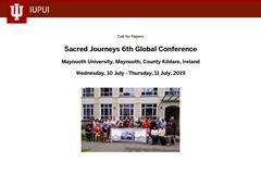 Sacred Journeys: 6th Global Conference