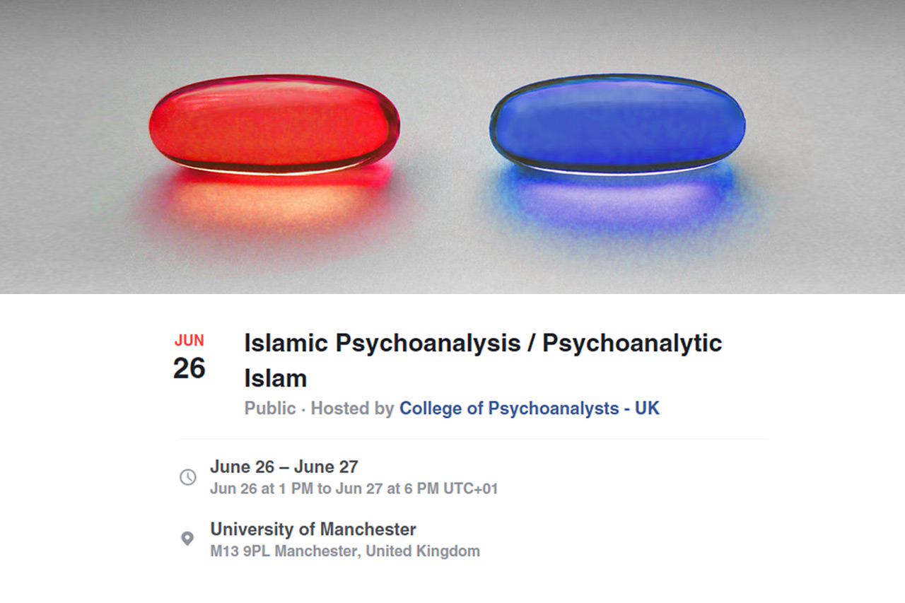 20170706-Islamic-Psychoanalysis-Psychoanalytic-Islam-conference-2017
