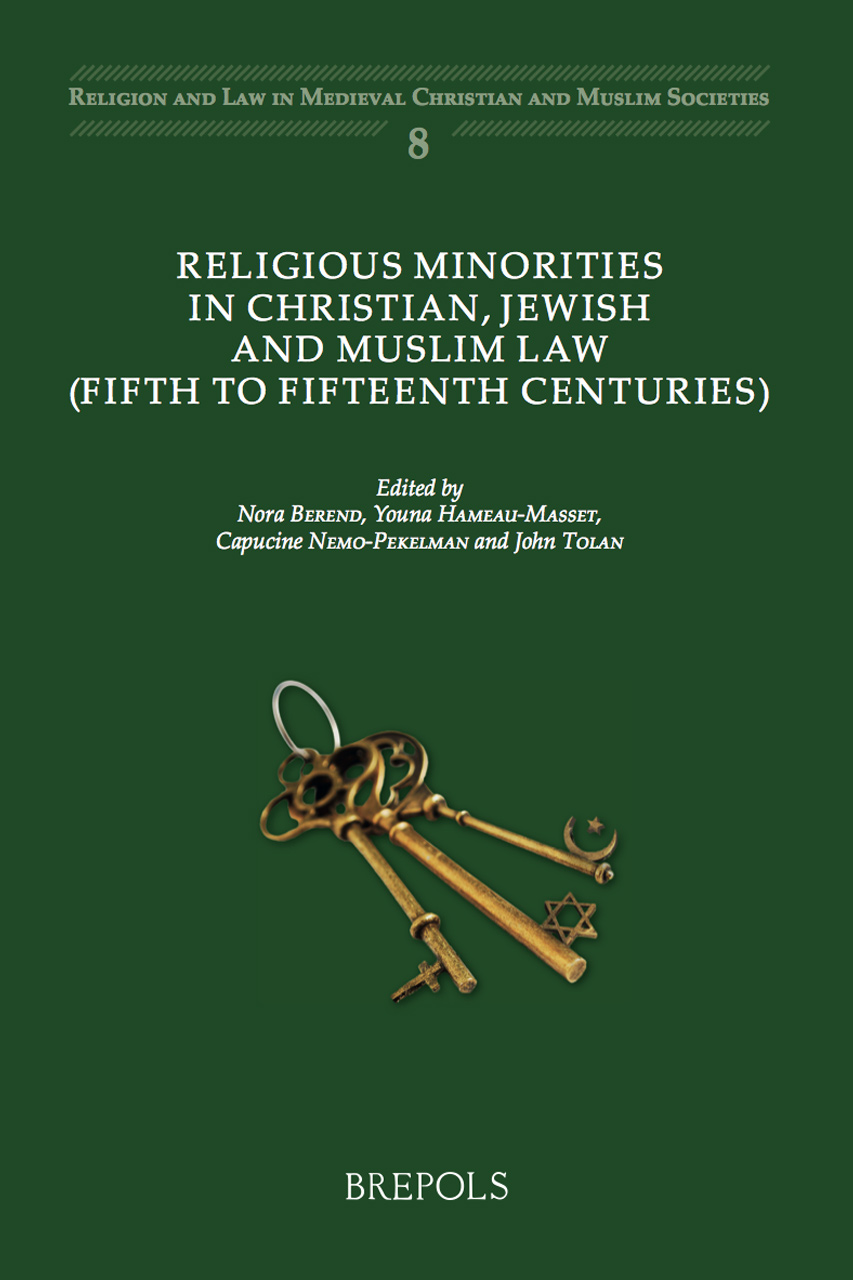 20170815-Religious-Minorities-in-Christian,-Jewish-and-Muslim-Law-5th–5th-centuries
