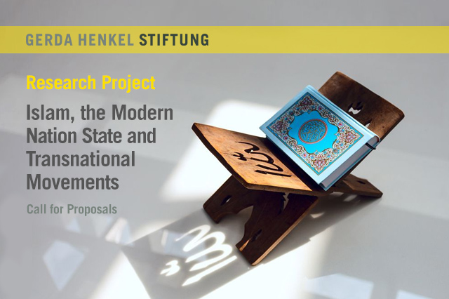 20180114-Gerda-Henkel-Islam-the-Modern-Nation-State-Project