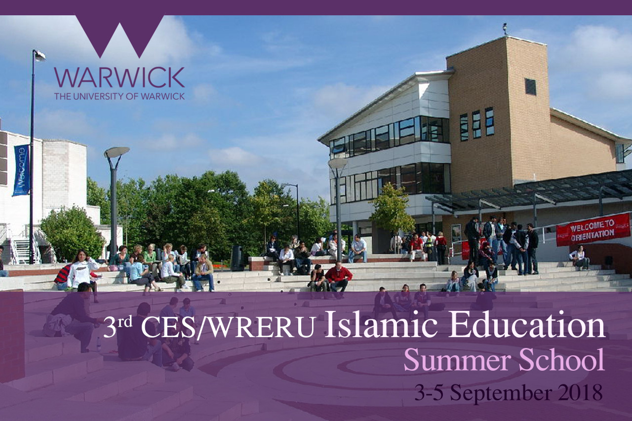 20180723-CES-WRERU-Islamic-Education-Summer-School